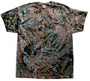 Wholesale Tie Dye T Shirts Suppliers - Camouflage