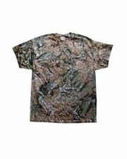 Wholesale Tie Dye T-Shirts - Camouflage