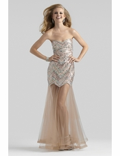 2014 Clarisse Sequin Dress 2301