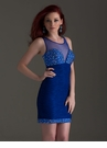 2453 Clarisse Homecoming Dress