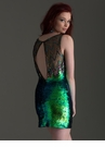 2465 Clarisse Homecoming Dress 2014