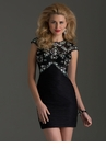 2494 Clarisse Homecoming Dress 2014