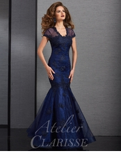 Atelier Clarisse Lace Mermaid Special Occasion Dress 6327