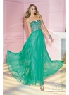 Beaded 2014 Alyce Gown 6193