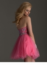 2456 Clarisse Homecoming Dress