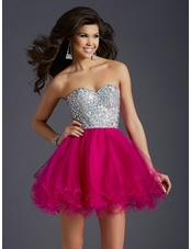 Clarisse 2651 Homecoming Dress
