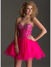 Clarisse 2656 Homecoming Dress