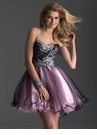 Clarisse 2670 Homecoming Dress