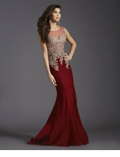 Clarisse Couture Dress 4507