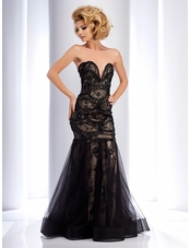 Clarisse Couture Dress 4703