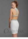 Clarisse Cutout Homecoming and Cocktail Dress 2921