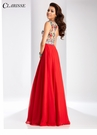Clarisse Embroidered A-line Prom Dress 3050