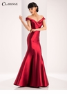 Clarisse Off the Shoulder Mermaid Gown 4820