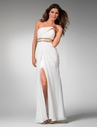 Clarisse One Shoulder Gown 1501