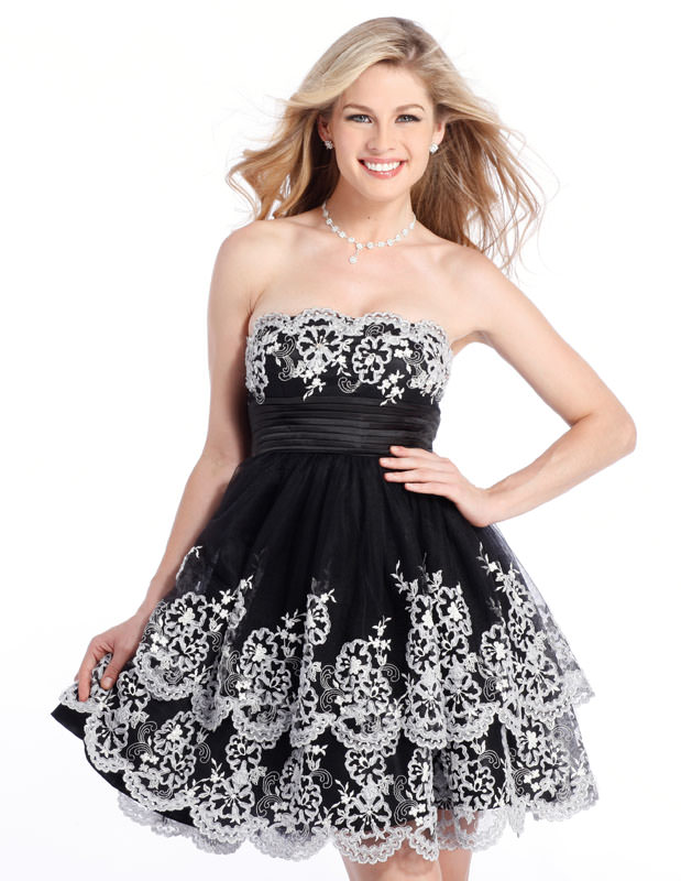 Gothic Prom Dresses Gowns 2011 Punk Rock Prom Dresses ...