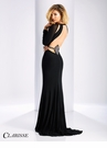 Clarisse Sexy Long Sleeve Prom Dress 3107