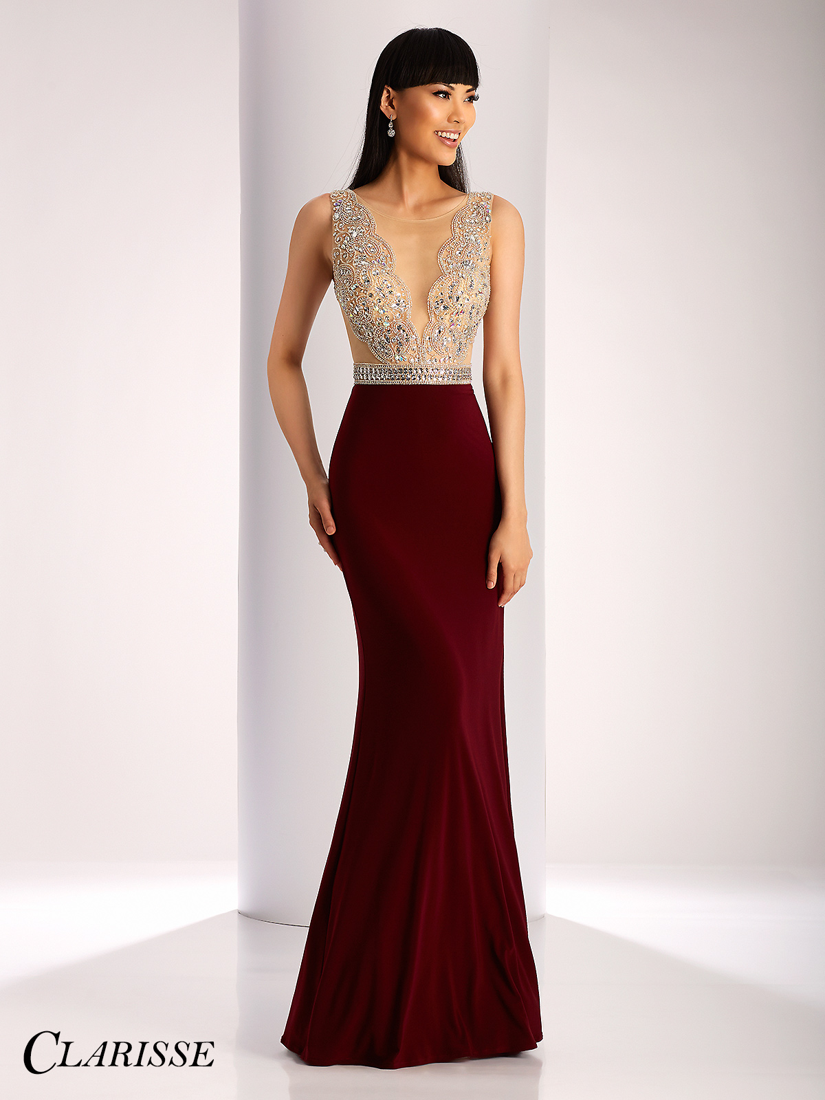 Clarisse Prom Dress 3080 | Promgirl.net