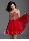 Clarisse Short Homecoming and Prom Dress 2900