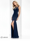 Clarisse Sparkling Embellished Prom Dress 3115