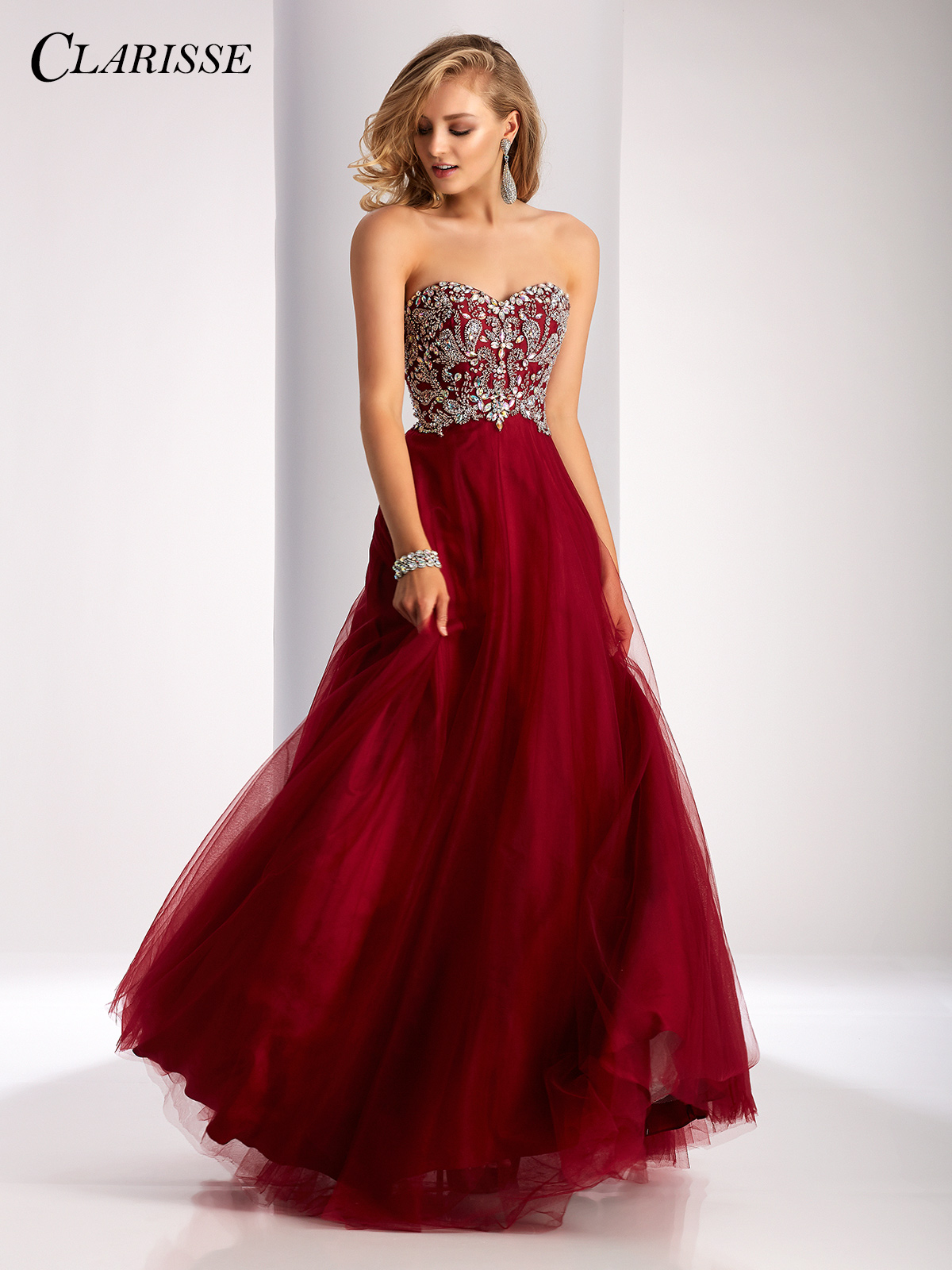 Clarisse Ball Gown 3012 Promgirl Net