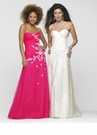 Clarisse Sweetheart Prom Dress 2104
