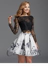 Clarisse Two Piece Homecoming Dress 2917
