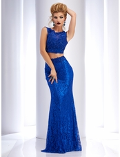 Clarisse Two Piece Prom Dress 2716