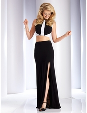Clarisse Two Piece Prom Dress 2771