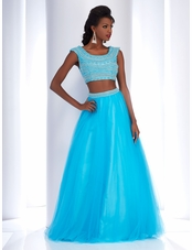 Clarisse Two Piece Prom Dress 2826