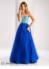 Clarisse Two Tone Ball Gown 3011