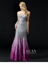 Glamorous Prom Dress 70627 by Sean Collection