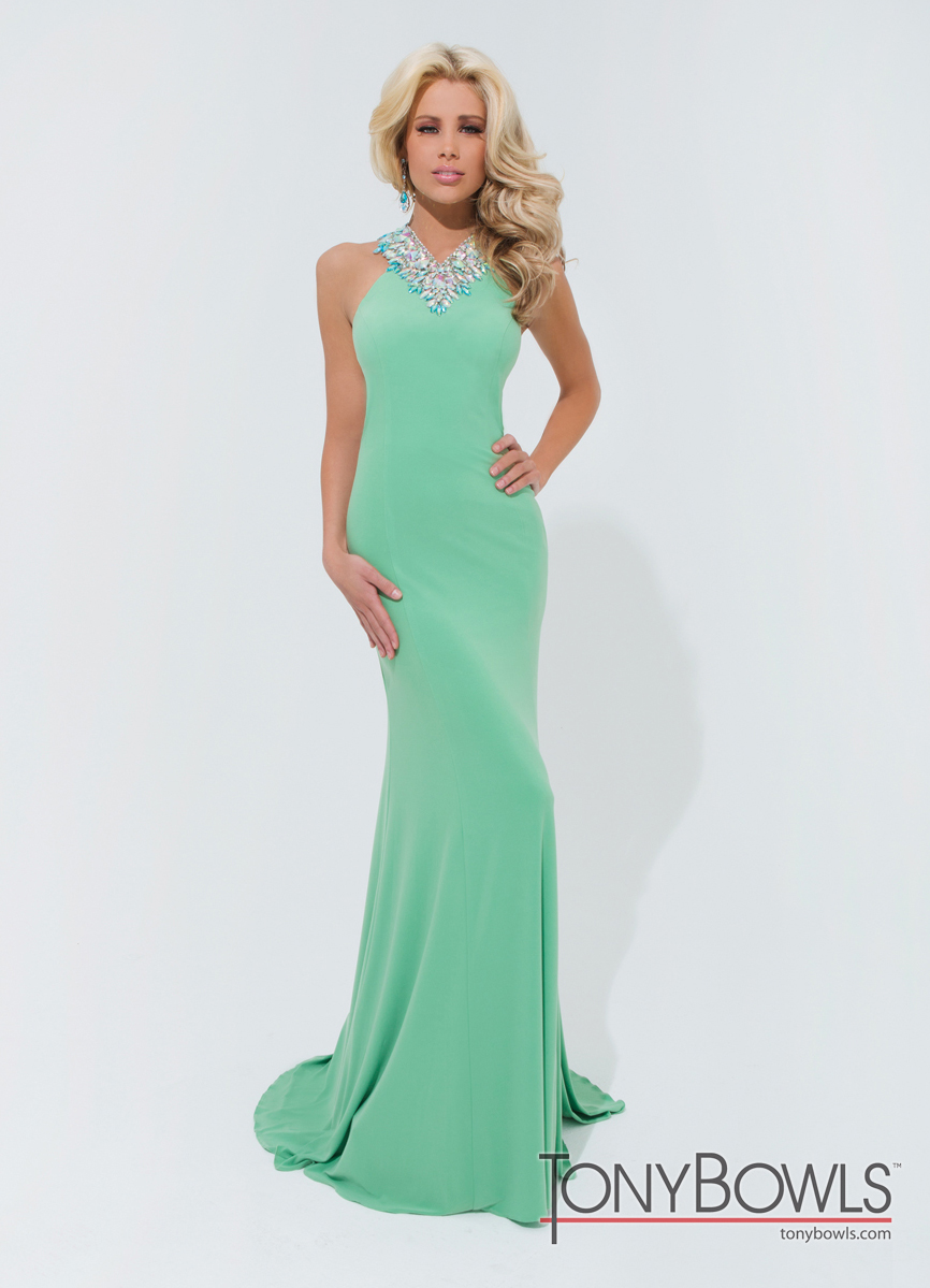 Fitted Prom Dresses