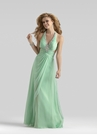 Halter Gown 2133 By Clarisse - More Colors Available!