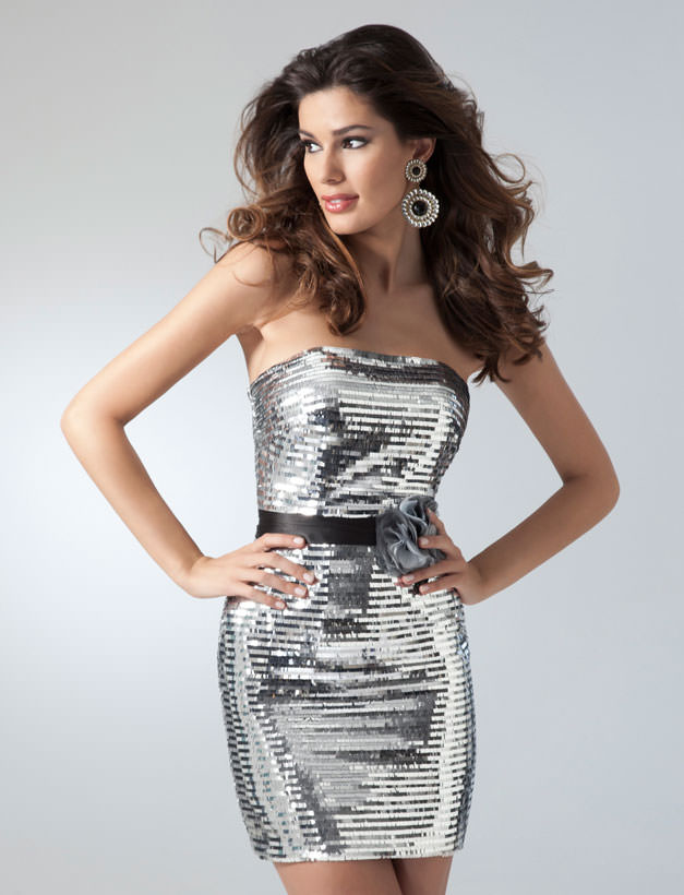 7 different style dress homecoming