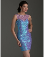 homecoming dress Clarisse 2484