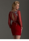 2488 Clarisse Homecoming Dress 2014