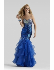 2014 Clarisse Mermaid Dress 2304
