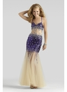 Sheer Clarisse Prom Gown 2365
