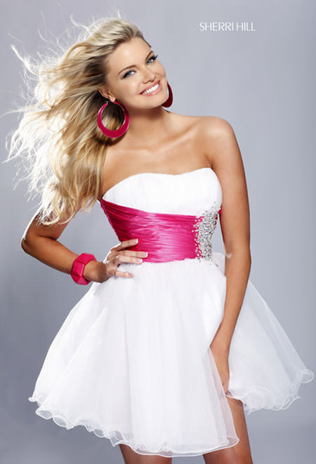 Sherri Hill Prom Dresses 2011 | But Dress