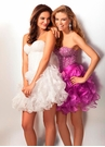 Short Party Prom Dress 17101