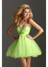 Sweetheart Clarisse Homecoming Dress 2213