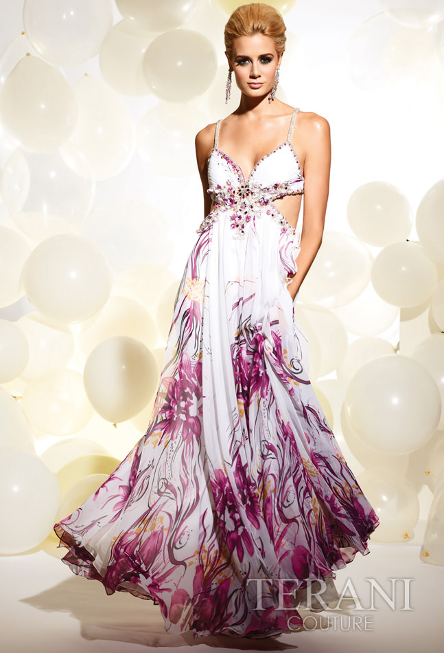 Terani Couture 2012 Prom Gown 624