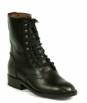 Men's Black Jack Navigator Sombra Expresso Safari Lace-Up Style# 506