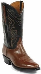 Mens Black Jack Boots Brown Finesse Kangaroo Custom Boots 386