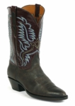 Mens Black Jack Boots Old Forge Dark Brown Deer 6380