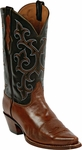 Mens Black Jack Boots Spaniel French Calf Leather Custom Boots 392