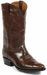 Mens Black Jack Boots Whiskey Florence Buffalo Leather Custom Boots 467