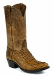 "<font color=""red"">*NEW STYLES ADDED*</font> Mens Caiman & Nile Crocodile Black Jack Boots - 41 Styles"