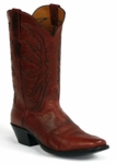 Women's Black Jack Stitched Custom Boots 8648