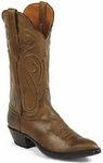 Womens Black Jack Boots Burnished Taupe Ranch Hand Custom Boots 405